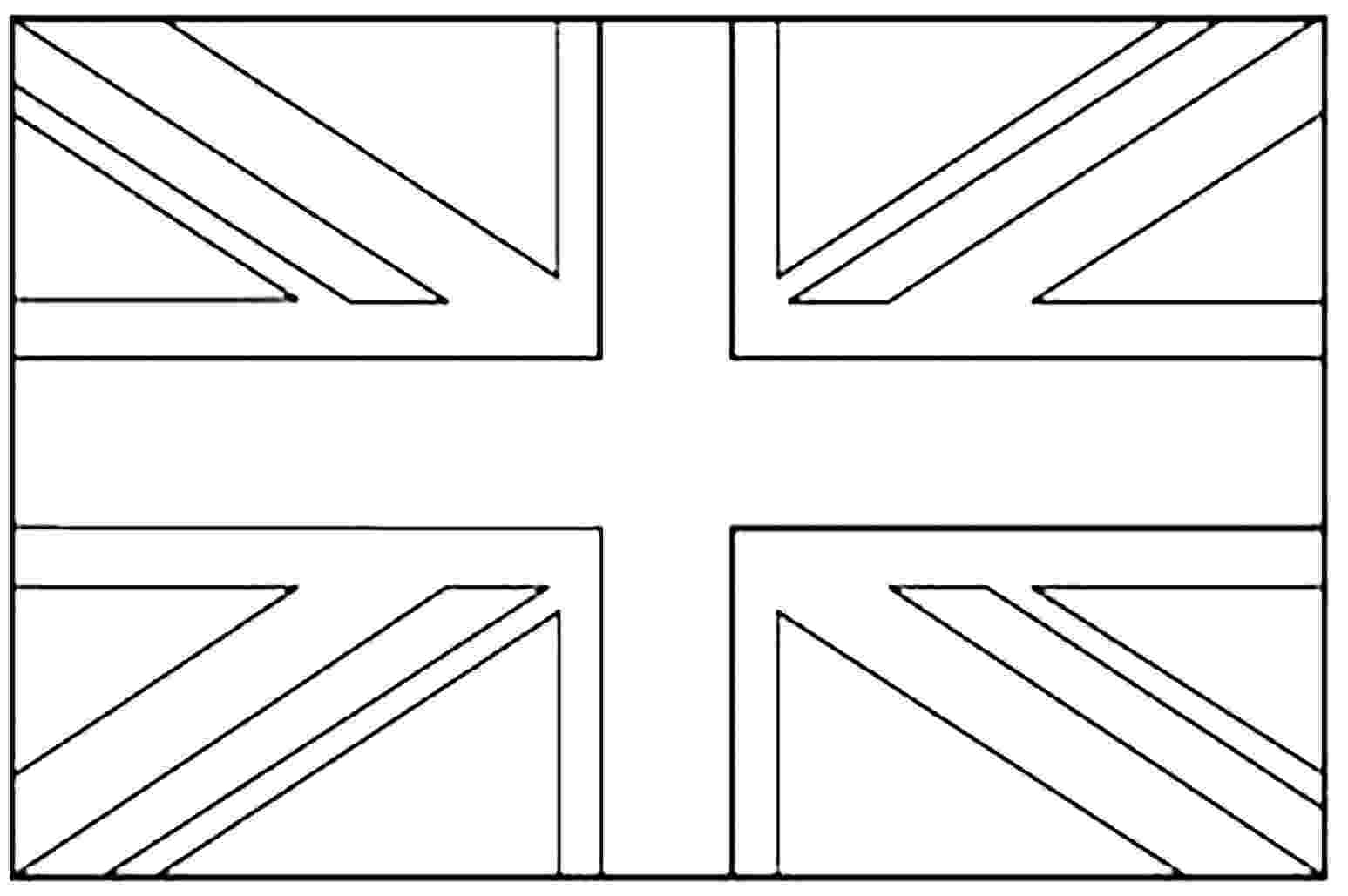flags of the world to colour and print united kingdom union jack flags coloring pages for kids colour and print flags of the to world