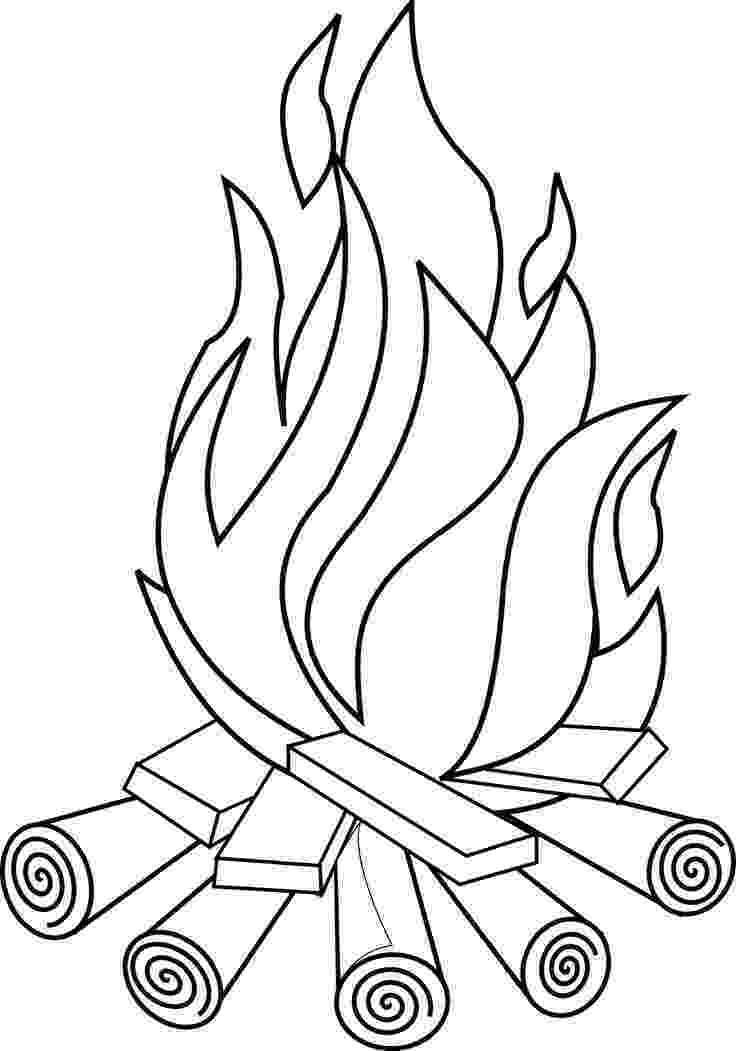 flames coloring pages flames coloring pages coloring home flames coloring pages