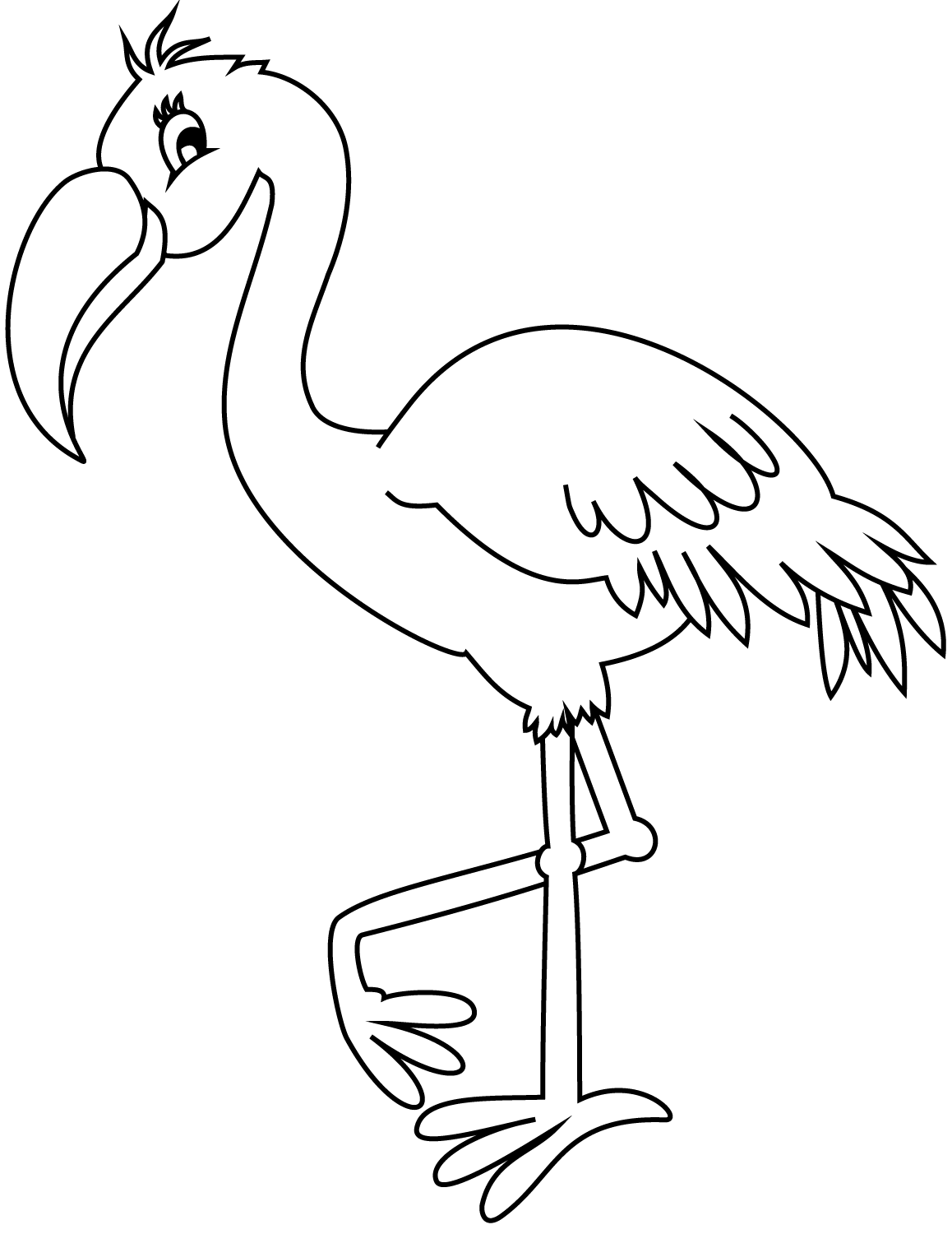 flamingo coloring sheet flamingo coloring pages to download and print for free flamingo sheet coloring