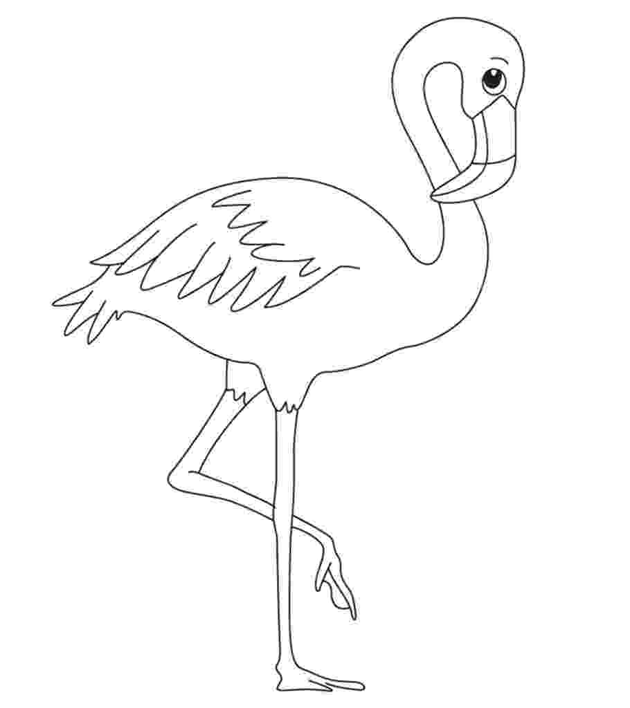 flamingo coloring sheet flamingo coloring pages to download and print for free sheet flamingo coloring 1 1