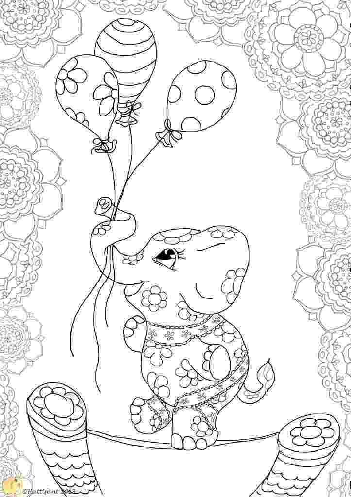 floral elephant coloring page elephant coloring page to print and color nature flowers page coloring elephant floral