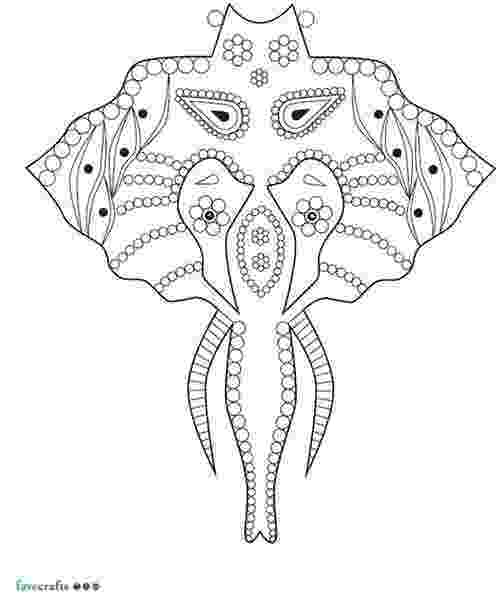 floral elephant coloring page floral elephant coloring pages for adults download hd floral coloring elephant page