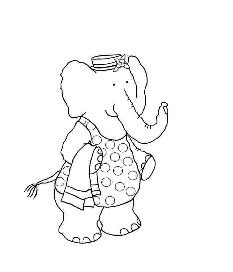 floral elephant coloring page items similar to animal and pets floral coloring page book floral coloring elephant page