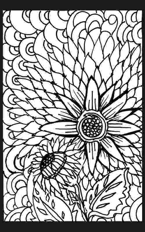 flower patterns coloring book floral pattern coloring page free printable coloring pages coloring book flower patterns