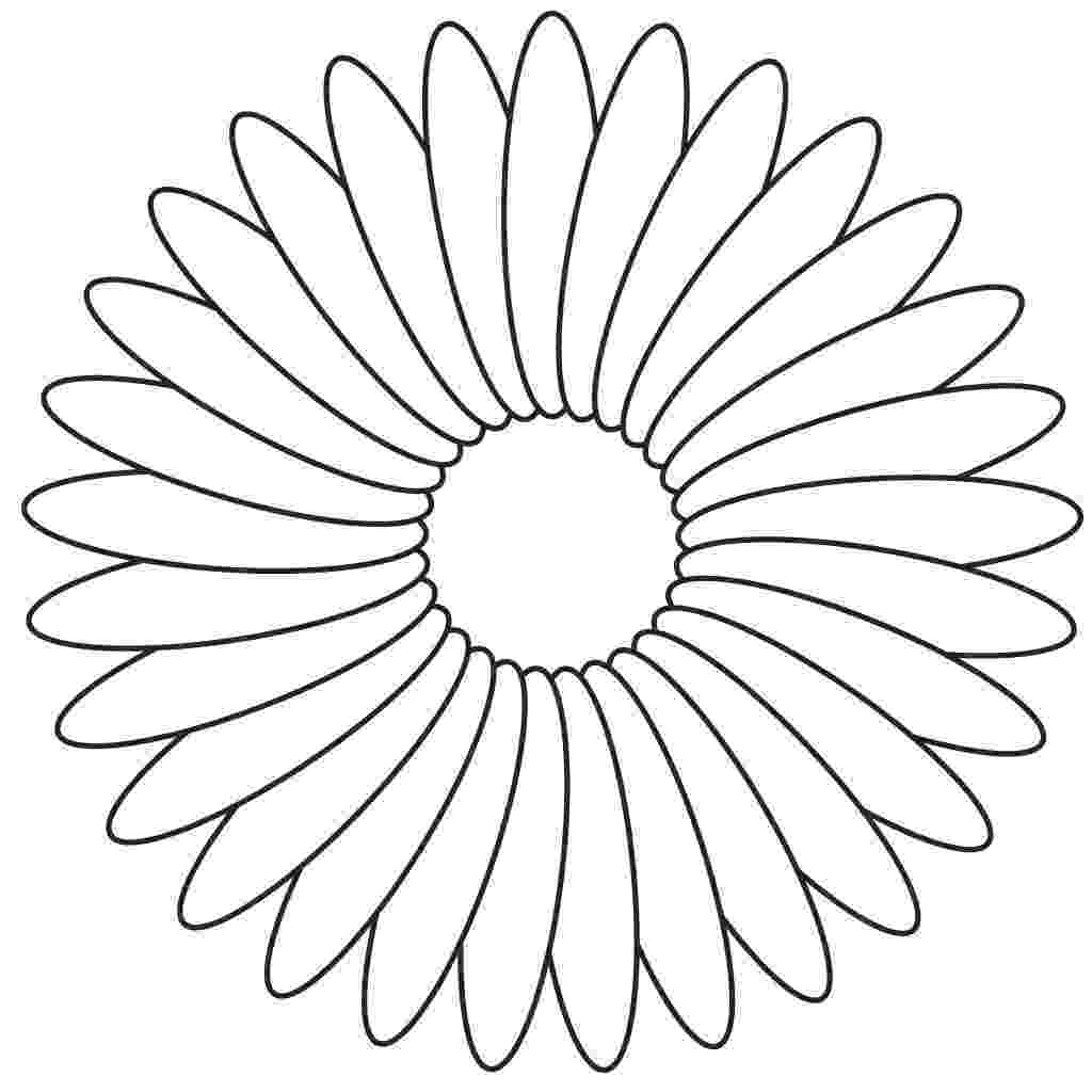 flower templates for coloring flower with 8 petals coloring page flowers templates templates coloring flower for