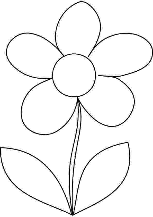 flower templates for coloring free printable flower coloring pages for kids best flower for coloring templates