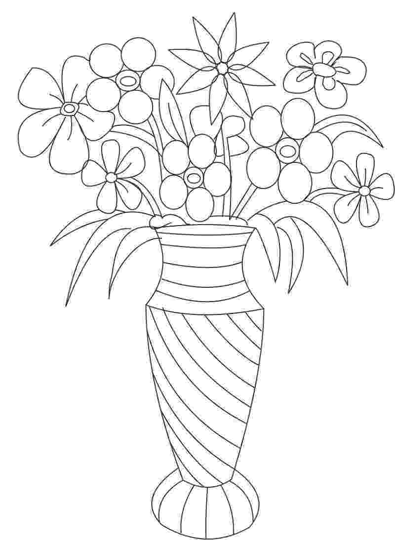flower templates for coloring plants trees crafts and worksheets for preschool coloring flower templates for