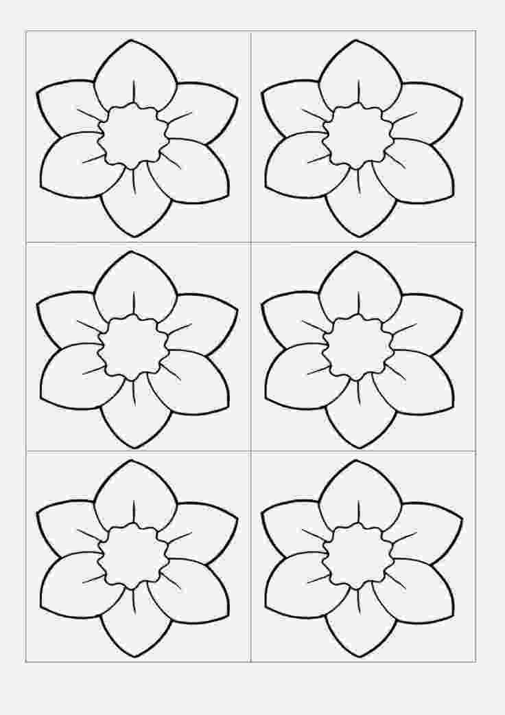 flower templates for coloring simple flower template coloring picture hd for kids templates coloring for flower