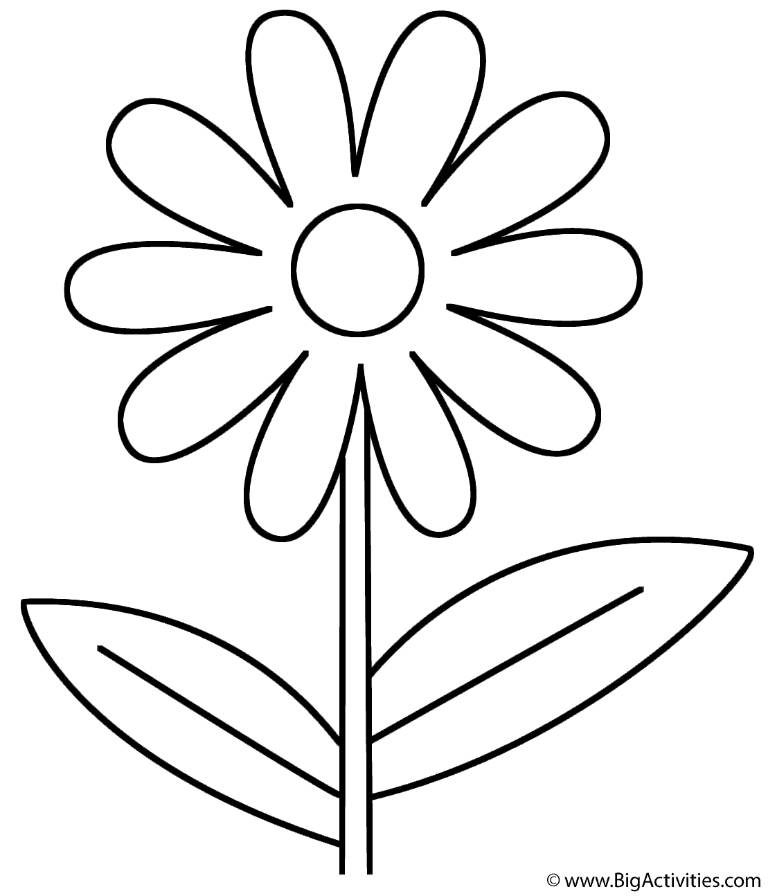 flowers to print and colour free printable flower coloring pages for kids best and colour flowers to print