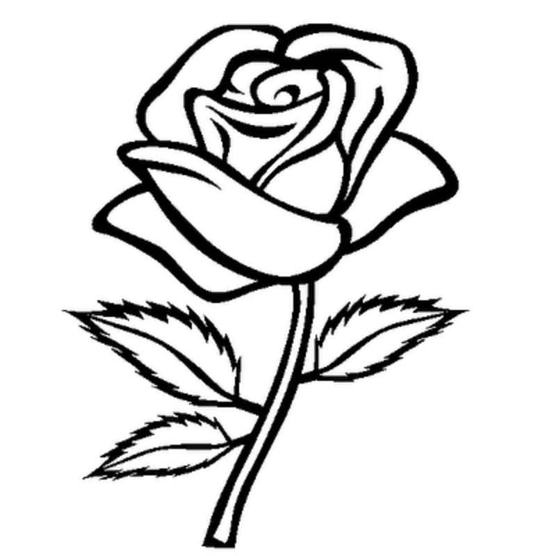 flowers to print and colour free printable flower coloring pages for kids best flowers to print and colour