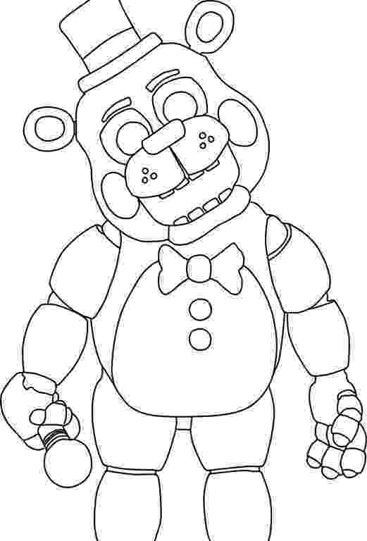 fnaf coloring pages 1000 images about coloring pages for niko on pinterest pages coloring fnaf