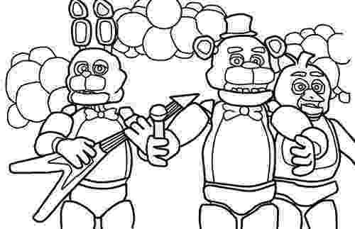 fnaf coloring pages fnaf coloring pages 31 coloring pages for kids coloring pages fnaf