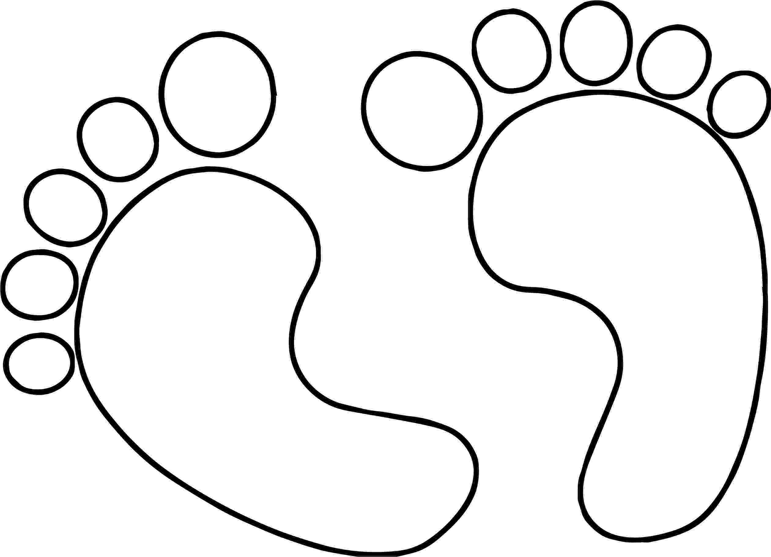 foot coloring page transport colouring pages page foot coloring