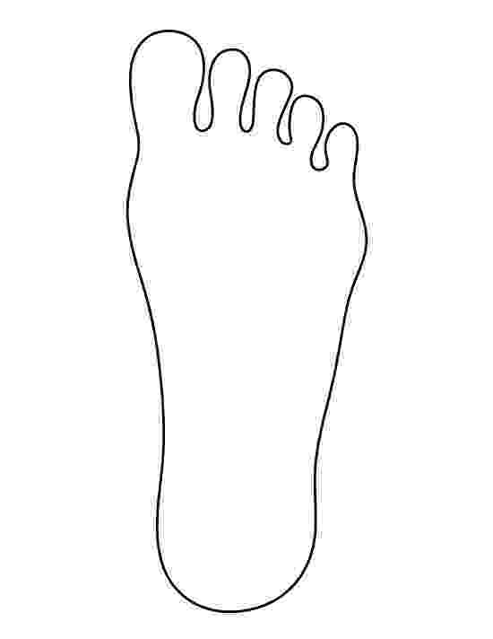 foot coloring page washing feet page coloring foot