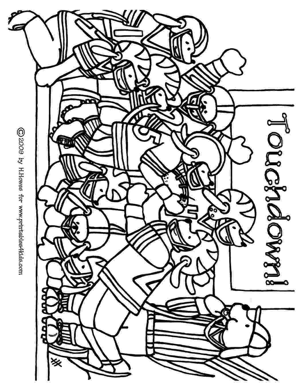 football coloring page football helmet coloring pages to download and print for free page football coloring
