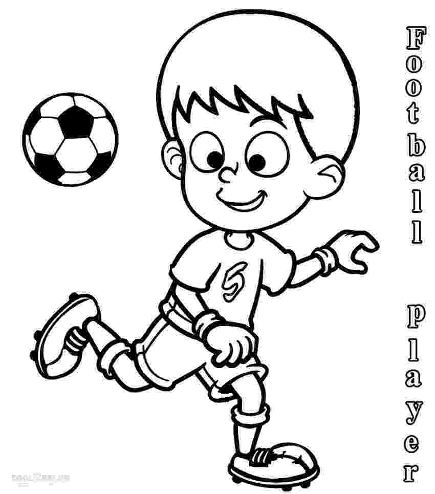 football coloring page football player coloring pages to download and print for free page coloring football