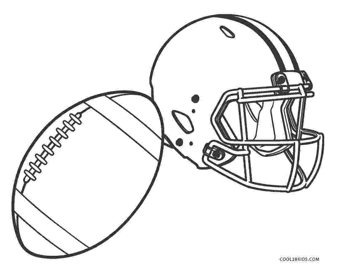 football coloring page free printable football coloring pages for kids best coloring football page