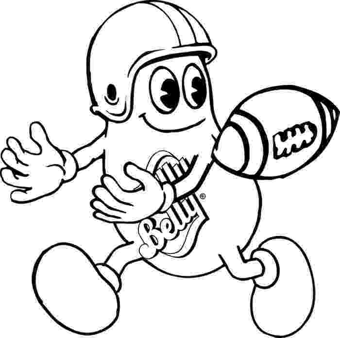football colouring sheet football player coloring pages to download and print for free colouring football sheet