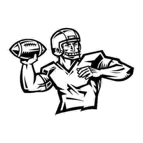 football player cartoon football player lineman vector cartoon stock vector football cartoon player