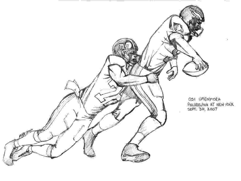 football player coloring sheet football coloring pages nfl football coloring pages football sheet player coloring