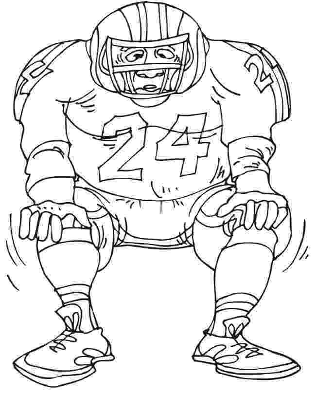 football player coloring sheet football player coloring pages to download and print for free sheet football player coloring 1 1