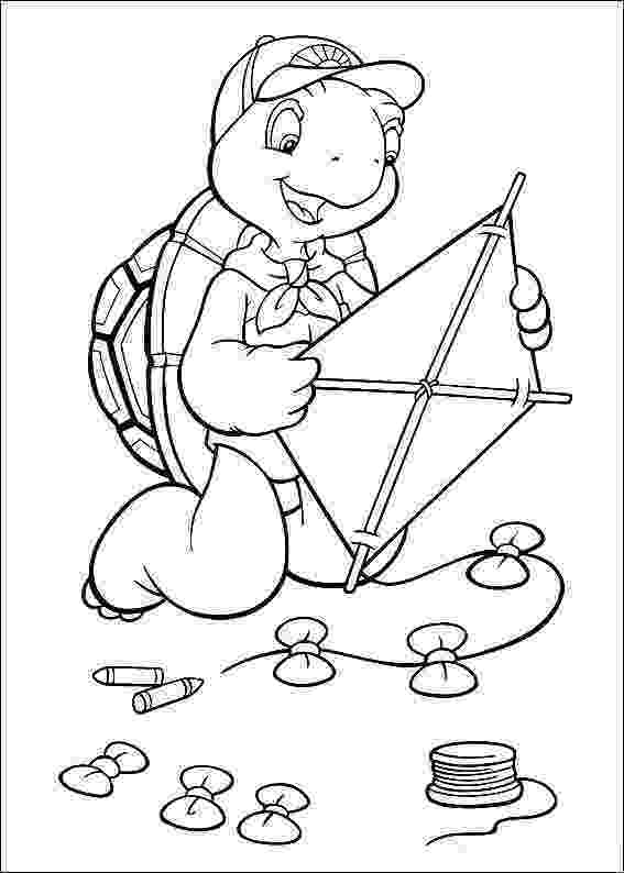 franklin coloring pages franklin character coloring pages hellokidscom pages coloring franklin
