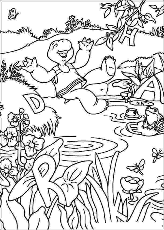 franklin coloring pages franklin with christmas gift coloring pages hellokidscom franklin pages coloring