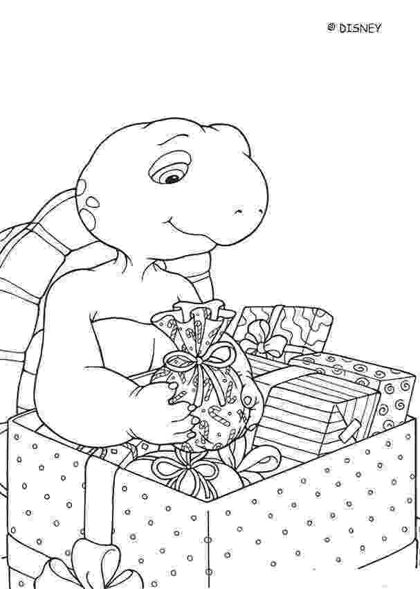 franklin coloring pages kids n funcom 36 coloring pages of franklin franklin pages coloring