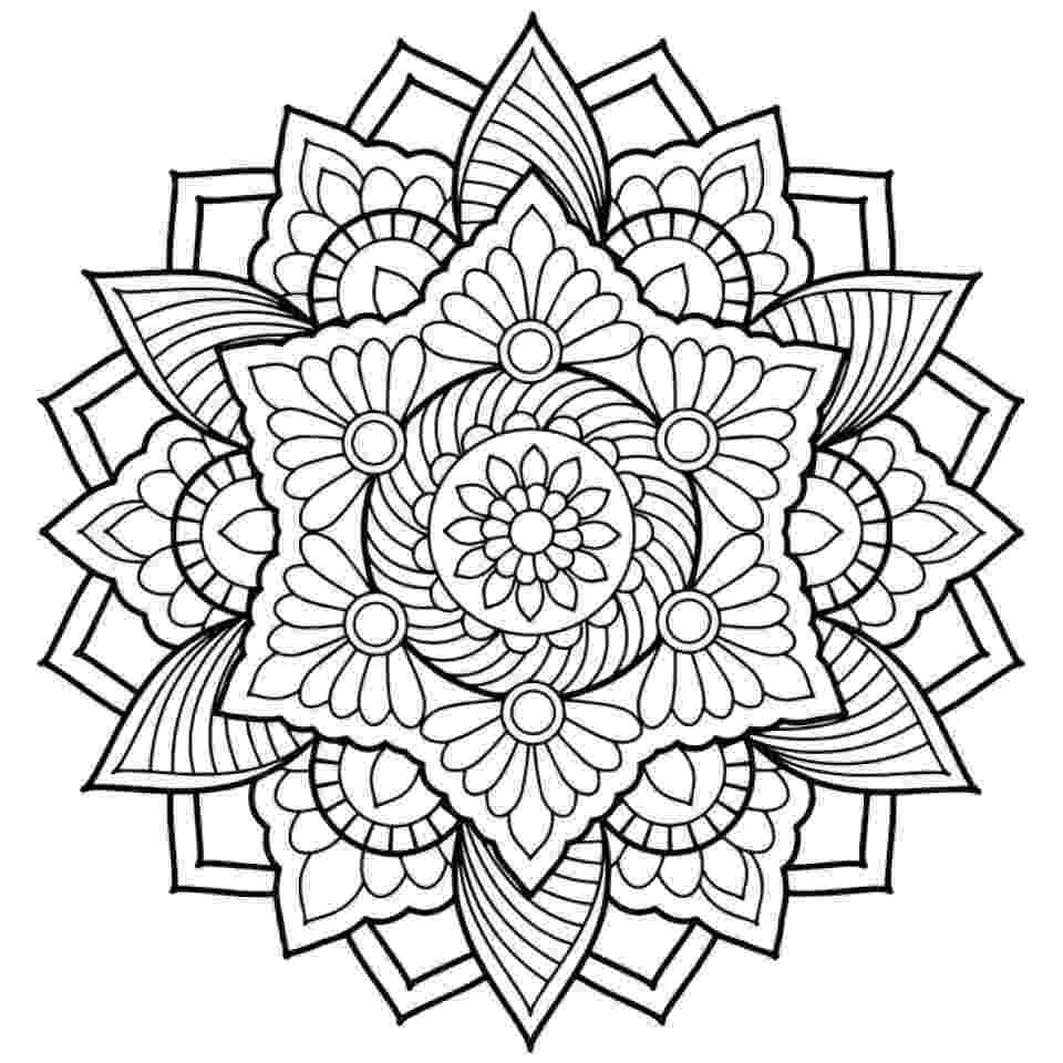 free abstract coloring pages 22 printable mandala abstract colouring pages for abstract free pages coloring
