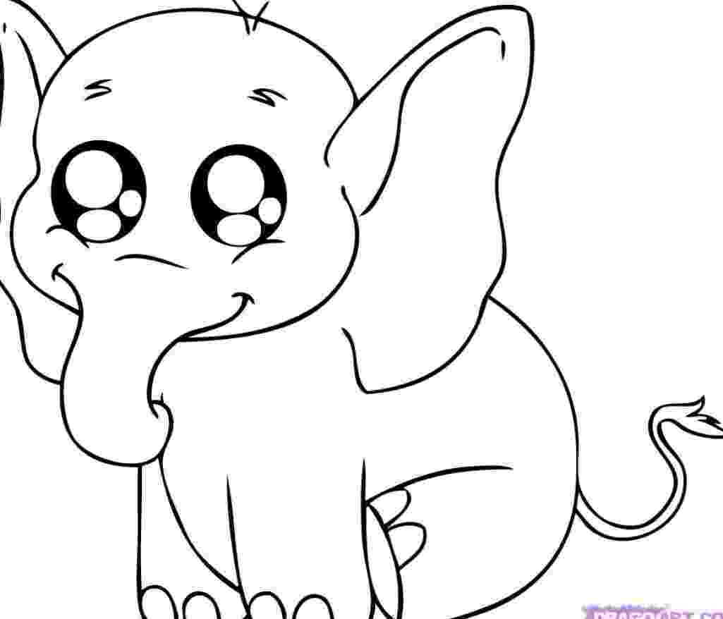 free baby animal coloring pages to print cute and latest baby coloring pages animal to print baby free coloring pages