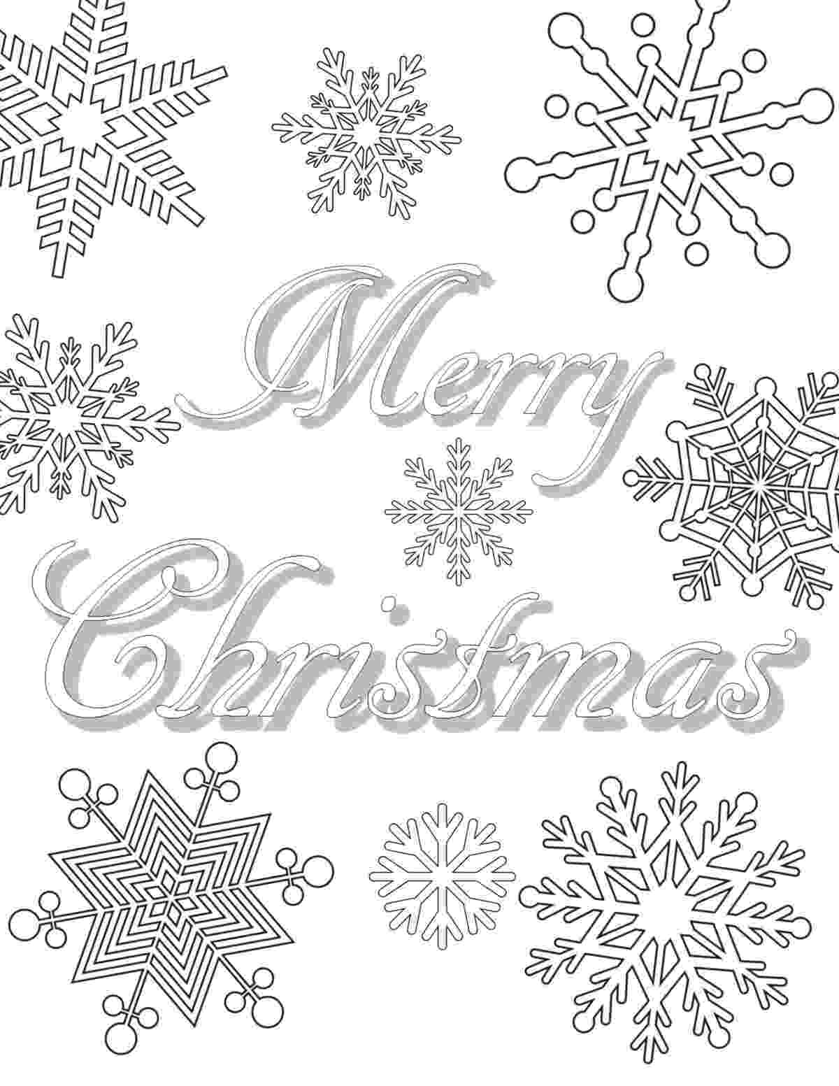 free coloring christmas pages free printable christmas coloring pages for adults pages christmas coloring free