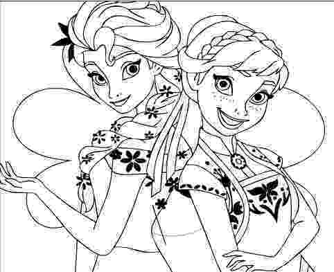 free coloring pages elsa and anna elsa and anna coloring frozen games pages elsa and free anna coloring