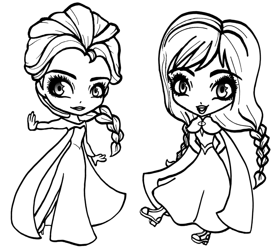free coloring pages elsa and anna free printable elsa coloring pages for kids best free coloring anna and pages elsa