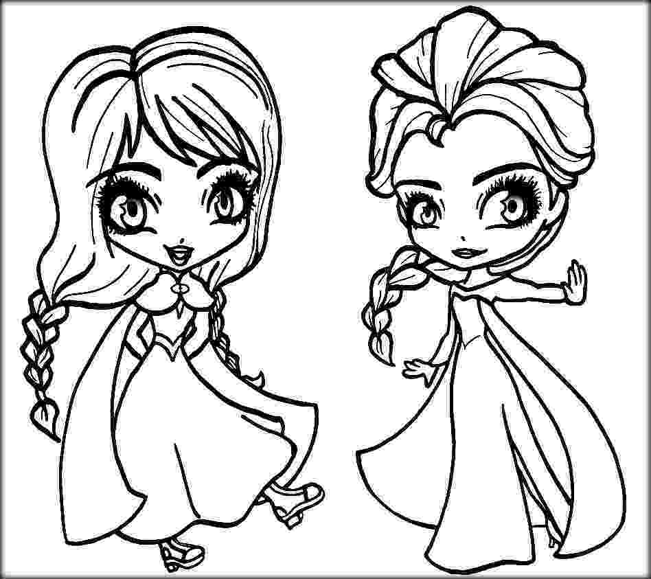 free coloring pages elsa and anna frozen anna and elsa coloring pages coloring home free coloring pages and anna elsa