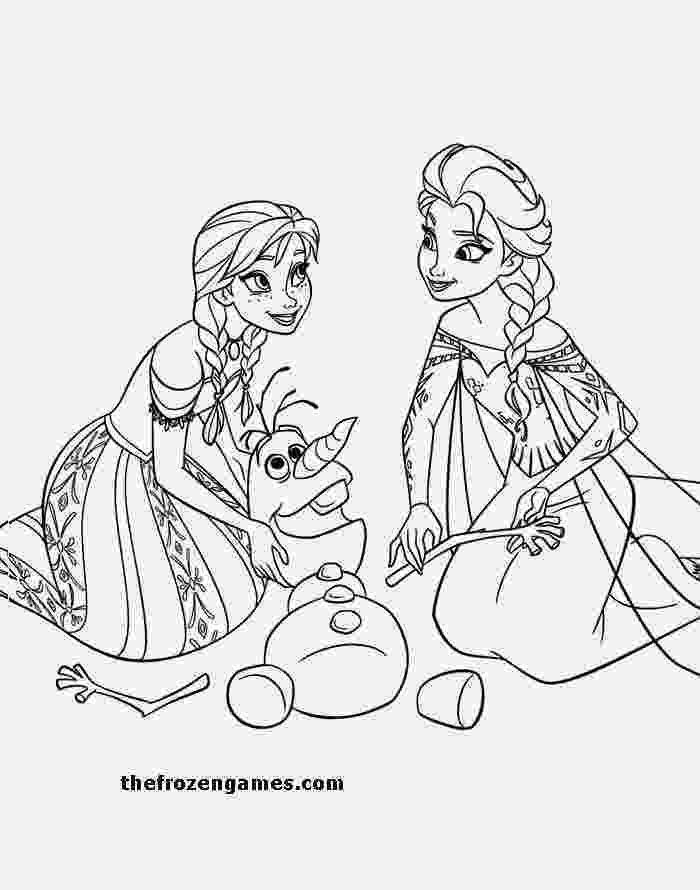 free coloring pages elsa and anna frozen coloring pages elsa anna olaf frozen coloring page and coloring free elsa anna pages