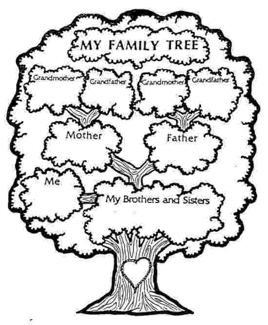free coloring pages le tree free printable tree coloring pages for kids free coloring le pages tree