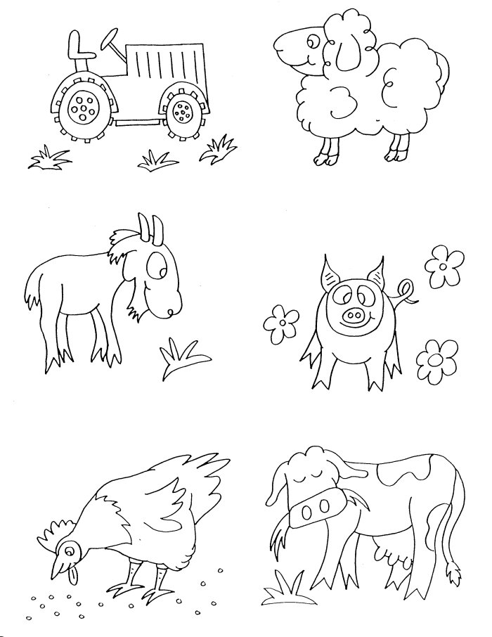 free coloring pages of baby farm animals baby animal match coloring page crayolacom coloring free of baby farm pages animals