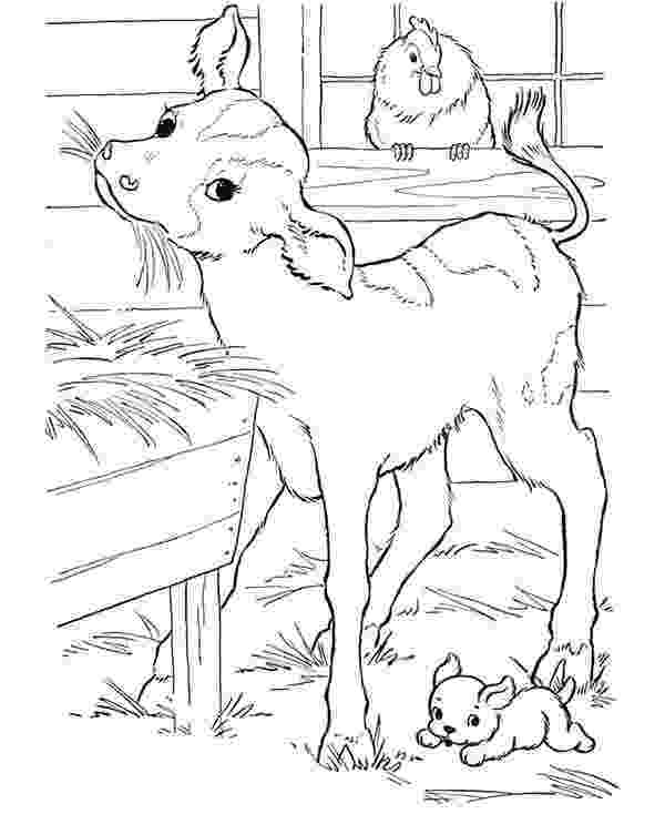 free coloring pages of baby farm animals coloring pages coloring pages for kids animals cute baby of coloring free animals farm baby pages