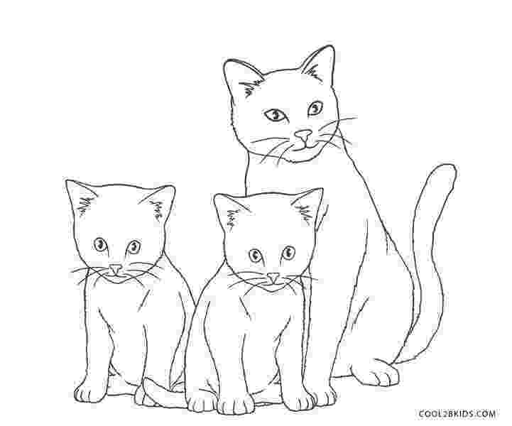 free coloring pages of cats free printable cat coloring pages for kids pages cats free coloring of