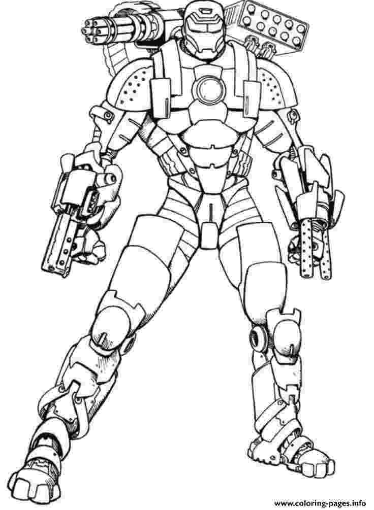 free coloring pages of iron man free printable iron man coloring pages for kids best coloring free man pages of iron