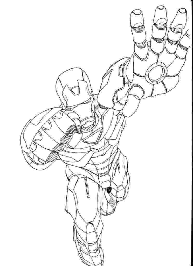 free coloring pages of iron man iron man coloring pages getcoloringpagescom man of free coloring pages iron