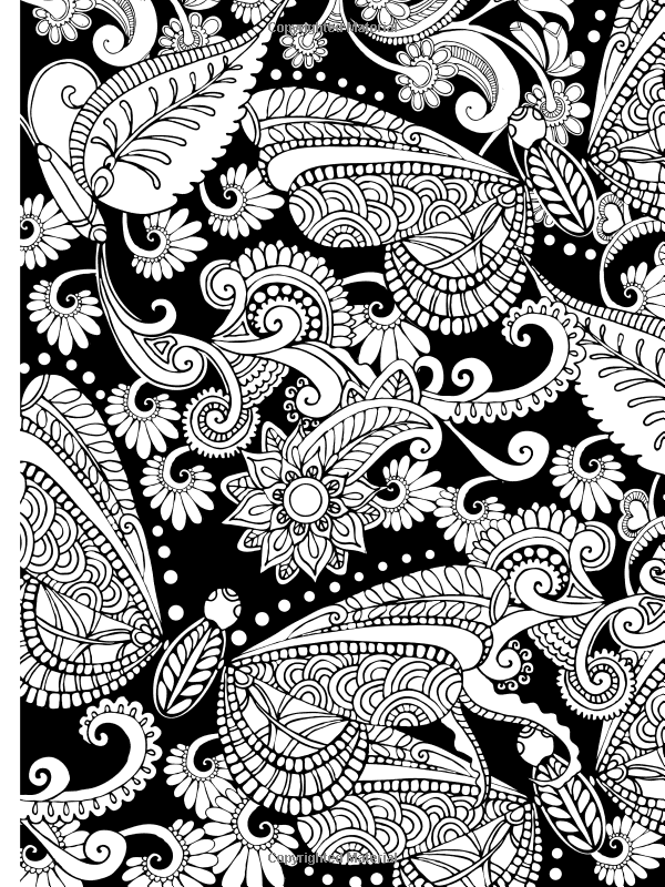 free coloring pages with designs colouring thelinoprinter coloring with pages free designs