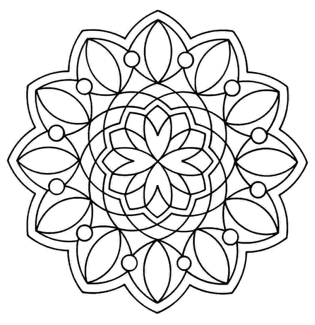 free coloring pages with designs cool geometric design coloring pages getcoloringpagescom coloring pages free with designs
