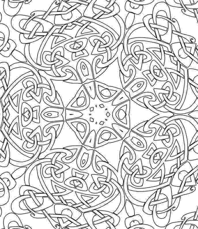 free coloring pages with designs free printable geometric coloring pages for kids pages free designs with coloring