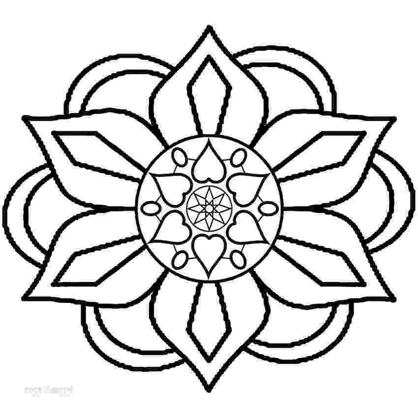free coloring pages with designs intricate design free coloring book printables with free pages designs coloring