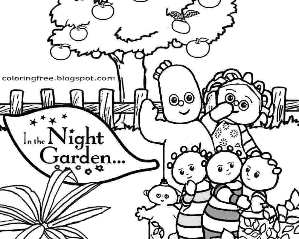 free colouring pages iggle piggle iggle piggle free colouring pages free iggle pages piggle colouring