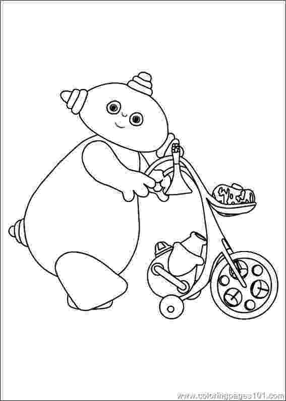 free colouring pages in the night garden coloring pages in the night garden 11 others free colouring free the pages night in garden