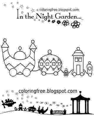 free colouring pages in the night garden free coloring pages printable pictures to color kids colouring pages garden night in free the