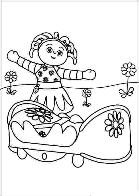 free colouring pages in the night garden in the night garden coloring pages1 coloring kids in garden colouring night pages the free
