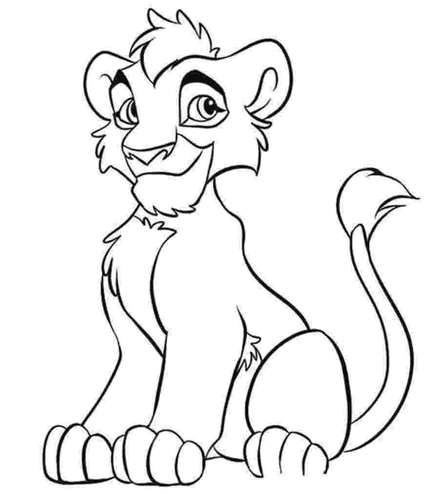 free colouring pages lion king lion king coloring pages best coloring pages for kids king free lion pages colouring